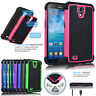 Heavy Duty Best Impact Hard Matte Case Cover For Samsung Galaxy Mega 6.3 i9200