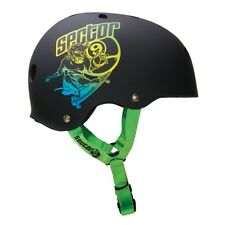SECTOR 9 - Carvin 9 mm CPSC casco skate Black L/XL - Longboard Scooter