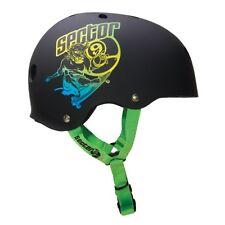 Sector 9 - Carvin 9 mm CPSC Skate Helmet Black L/XL - Skateboard Longboard