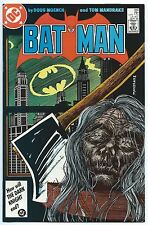 BATMAN #399 Sept 1986 DC Comics NM+ 9.6 CLASSIC SEVERED-HEAD COVER MANDRAKE