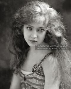 1920s Young Doris Eaton Photo - Ziegfeld Follies Showgirl Actress Dancer Flapper