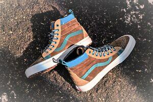 Vans SK8-Hi MTE LX x VSSL Kit Shoes Boots Men's Size 10 Ultra Rare