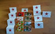 MACY'S GIFT CARD -LOT 0F 9 W/ ENVELOPES  COLLECTIBLE NO $ VALUE