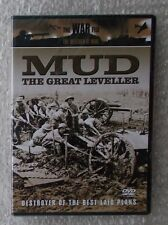 The War File DVD The Weather At War ~ Mud The Great Leveller Brand New & Sealed