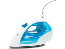Panasonic NI-E200T Steam/Dry Iron with Titanium, Non-Stick Coated Curved Solepla