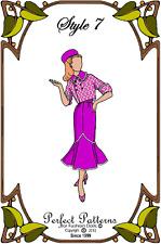 PERFECT PATTERNS  GENE Madra Violet STYLE  7