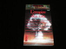 James Herbert : L'empire des rats (pocket 2ème édition 1994/1999)
