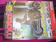 Fascicule Moto Joe Bar Team n°123 Harley VRSCF Morini 500 Sport KTM 690 Duke