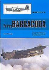 Warpaint Series No.35 - Fairey Barracuda              36 Pages              Book