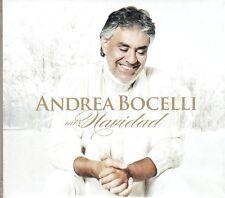Andrea Bocelli  Navidad   CD-DVD  MI  NAVIDAD  DVD CON  7 TEMAS CD/DVD