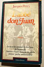 CURIOSA/ABBE DON JUAN DE WATTEVILLE/J.PERRY/ED RAMSAY/1980/