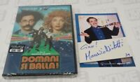 Domani Si Balla! - Limited 100copie + Card Autografata del Regista [Home Movies]