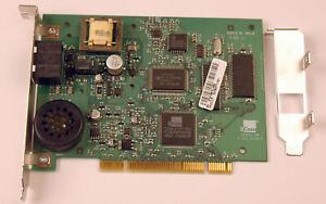 PCI EXPRESS FA/ MODEM US ROBOTICS 56K V.92  WITH CD ( A-4-4-4-2)