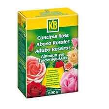 CONCIME GRANULARE ROSE KB 800G 6377 ROSACEE CESPUGLI FIORITI ITAL-AGRO