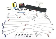 72 Pc Dent Puller Kit - Paintless Dent Removal Hail Damage Repair PDR Tools Fix