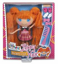 BNIB La La Loopsy Bea Spells A Lot Loopy Hair Doll