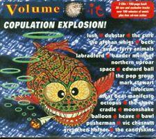 Volume 16 - The Cure/Beck/Afghan Whigs/Lush/Dubstar Book & 2x CD Perfetti