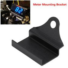 Universal Motorcycle CNC Water Temp Meter Voltmeter Tachometer Mounting Bracket