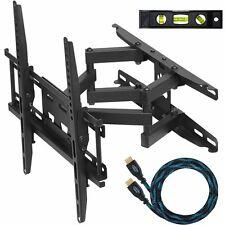 "Cheetah Mounts APDAM3B Dual Articulating Arm (14"" Extension) TV Wall Mount"