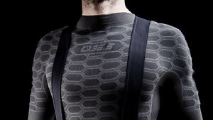 BASE LAYER 3 LONG SLEEVE ANTRACITE Q36.5