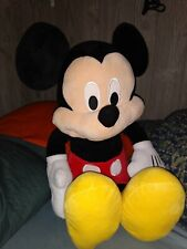 New listing Disney Mickey Mouse Plush 26� Stuffed Animal Toy Jumbo Large Figure