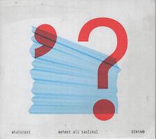 Whatsnext by Mehmet Ali Sanlikol (CD, 2013 Dunya) Jazz with Turkish Instruments