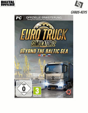 Euro Truck Simulator 2 - Beyond the Baltic Sea DLC Steam Download Key [DE] EU PC