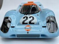 NOREV 127501 127503 127504 or 127505 PORSCHE 917K Le Mans Attwood Hobbs 1:12th