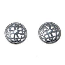 925 + Sterling Silver = Argent 925 Celtique Boucles D'Oreilles Avec Coffret
