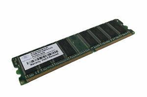 Nanya NT512D64S8HB1G-6K 512MB PC2700U-25330 DDR-333MHz RAM Memory