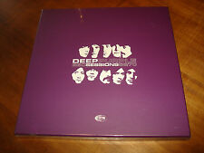 DEEP PURPLE BBC Sessions 68/70 EMI 2 LP + 2 CD BOX 2011 NEW SEALED