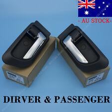 Great Wall X200 X240 Inner Door Handle Left Right Front 1 Pair