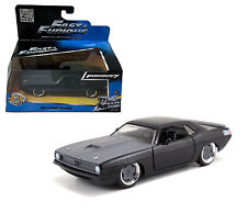 JADA 97206 FAST AND FURIOUS LETTYS PLYMOUTH BARRACUDA 1/32 DIECAST MODEL TOY