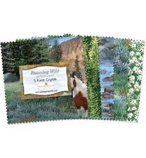 Delantales /& Enaguas 100/% Algodón Tela Wilmington Prints flores y plazas