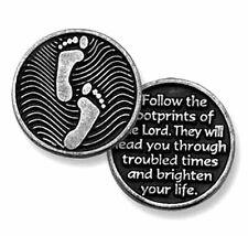 Footprints Pocket Token NEW SKU PT108