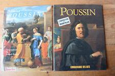 expo 1995 Grand Palais POUSSIN : deux revues Beaux Arts / Connaissance Arts