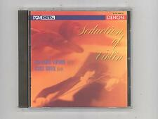 (CD) Seduction of the Violin - Jean-Jacques Kantorow; Rouvier