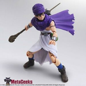 Bring Arts Dragon Quest V Hand of the Heavenly Bride Hero Figure Limited Ver.