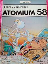 STRIPS / DE VILLE / BESTEMMING PERU 3 / ATOMIUM 58