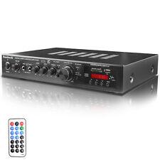 More details for 1000w 5ch digital bluetooth stereo amplifier car home hifi usb fm remote control