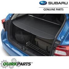 2017 Subaru Impreza Retractable Tonneau Cargo Cover Black OEM NEW 65550FL00BVH