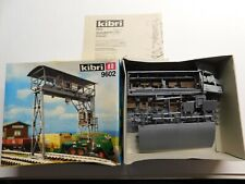 HO Scale 1/87 - Kibri - 9602 Loading Gantry Crane Railroad Station Building Kit