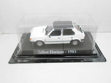 1/43 COCHE TALBOT HORIZON 1983  IXO RBA 1/43 METAL MODEL CAR 1:43 diecast