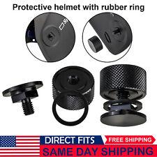 Welding Hood Pipeliner Fastener Headgear Parts Accessories Black 2pcs