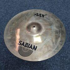 "Sabian 21"" AAX Raw Bell Dry Ride Cymbal USED! RKAR111019"