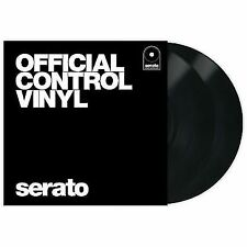 Serato Performance Series 12 Inch Control Vinyl (black Pair)