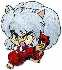 *New* InuYasha: Inu Yasha Attack Stance Patch by Ge Animation