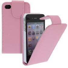 Für Apple iPhone 4/4S Handy Flip Case Tasche Hülle Schutz Pink tasche