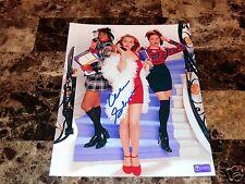 Alicia Silverstone Rare Authentic Signed 8x10 Poster Photo Actress Model + COA