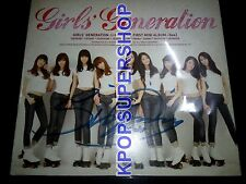 Girls' Generation Mini Album Gee Autographed Signed Sunny CD SNSD Photobook
